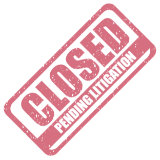 CLOSED - Pending Litigation